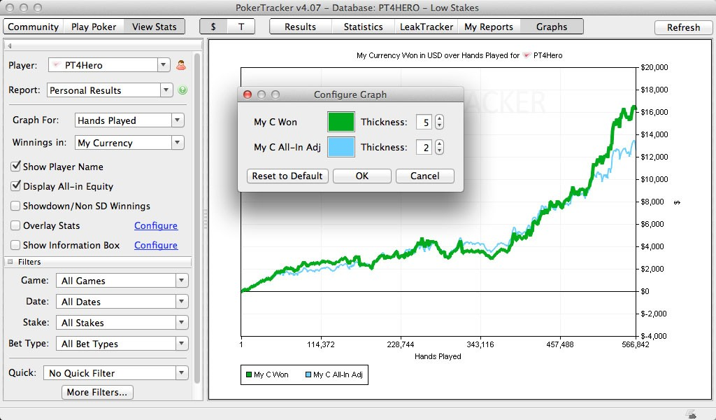 Poker results tracking software poker profit reddit